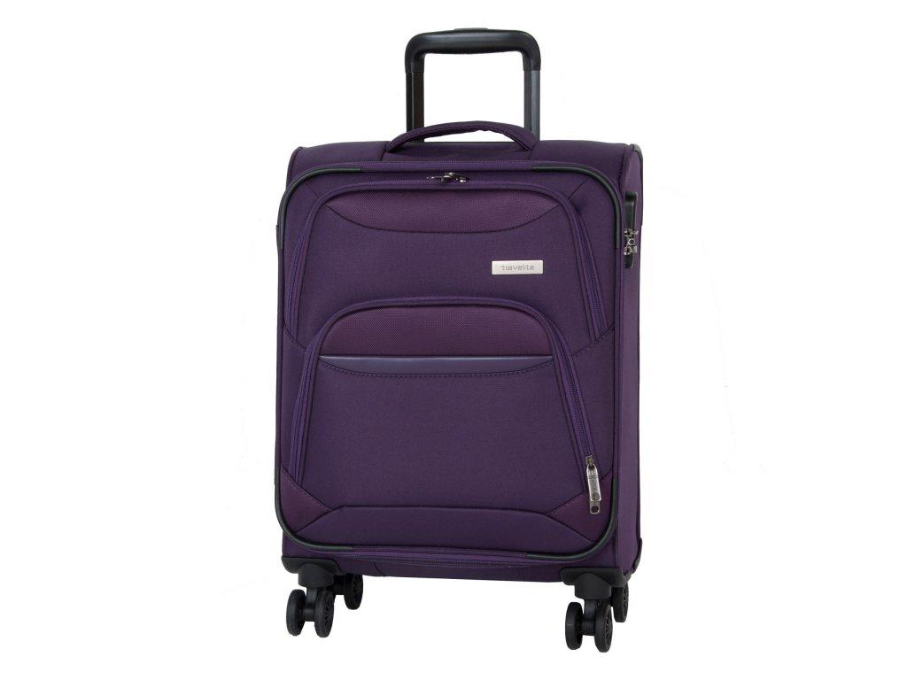 Travelite Kendo 4w S Purple  + Pouzdro zdarma