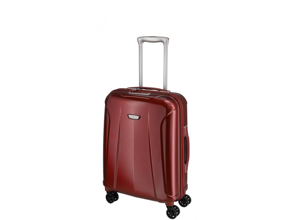 Travelite Elbe 4w S Red