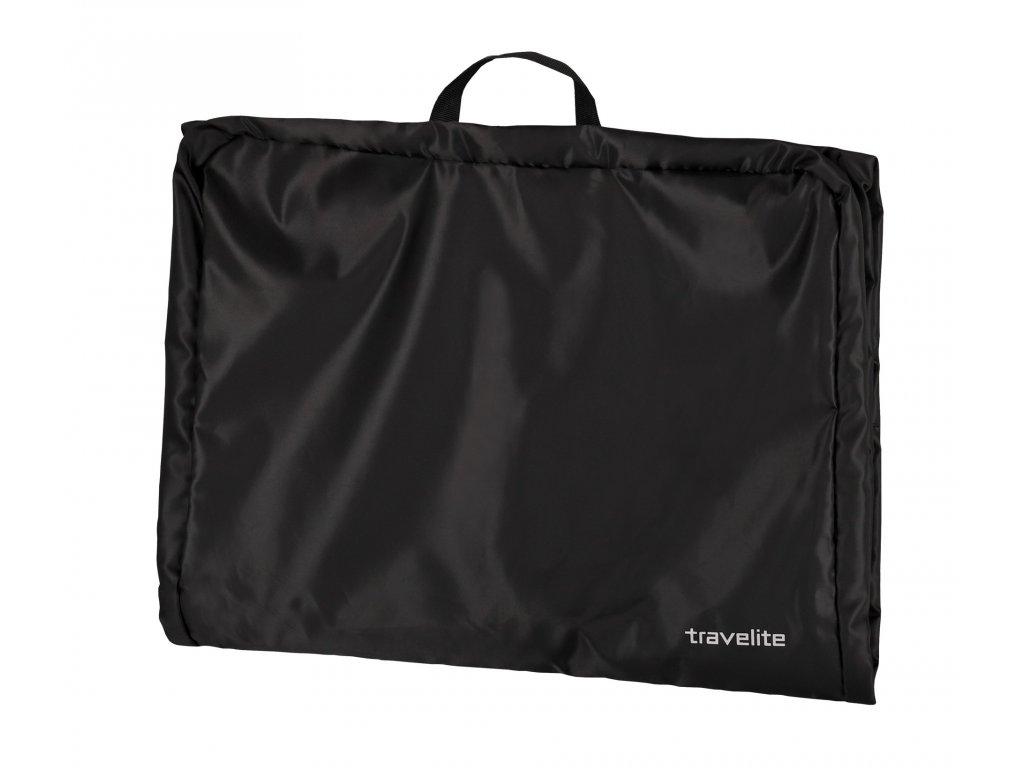 172673 travelite garment bag m black