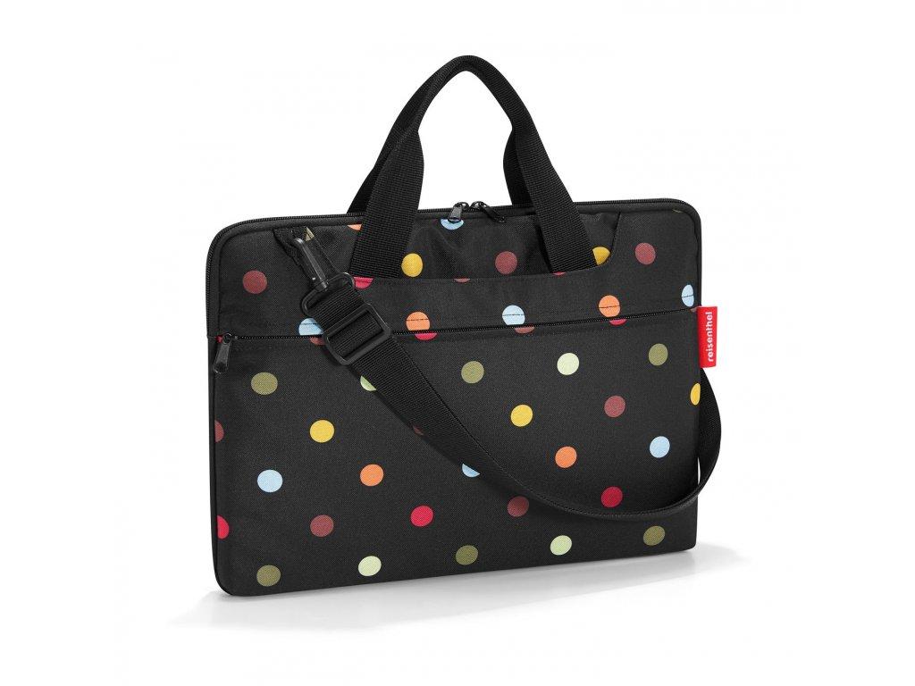 173108 reisenthel netbookbag dots