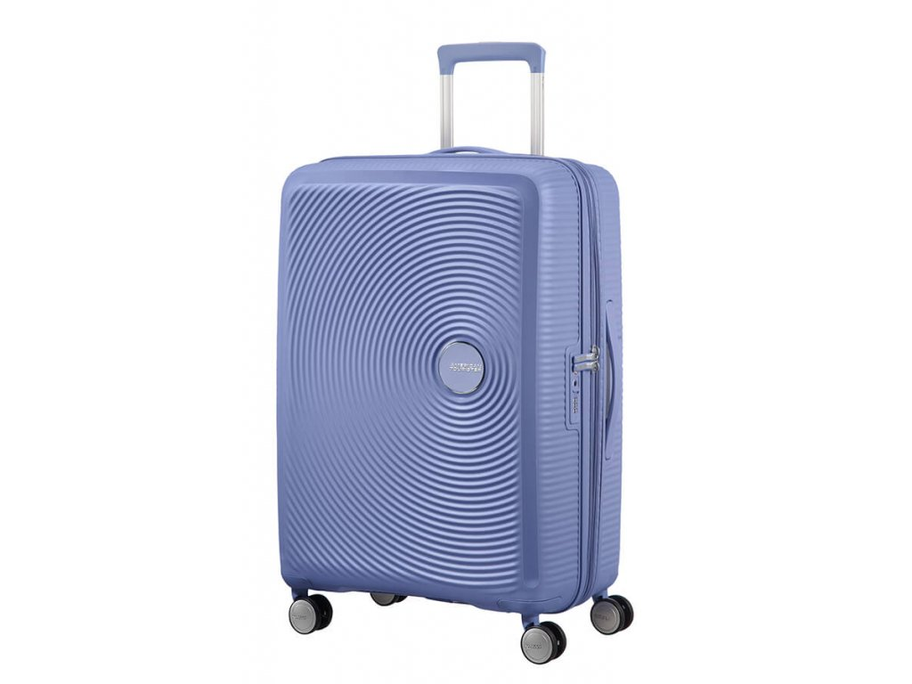 165938 american tourister soundbox m 67 24 tsa exp denim blue