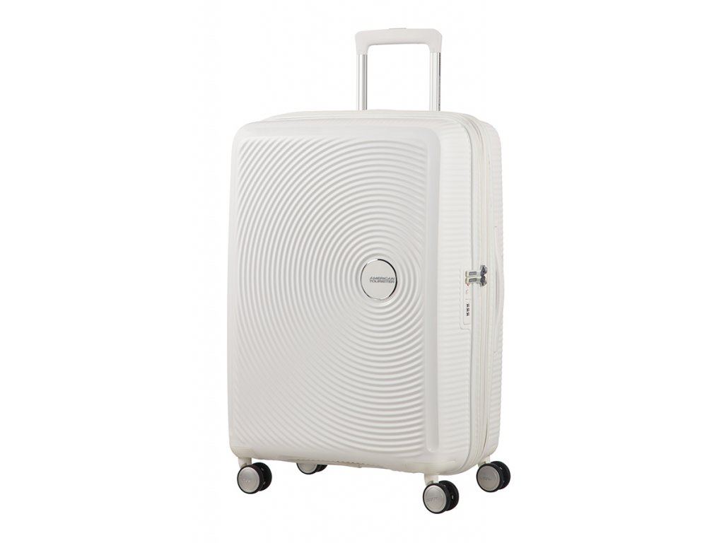 165947 american tourister soundbox m 67 24 tsa exp pure white