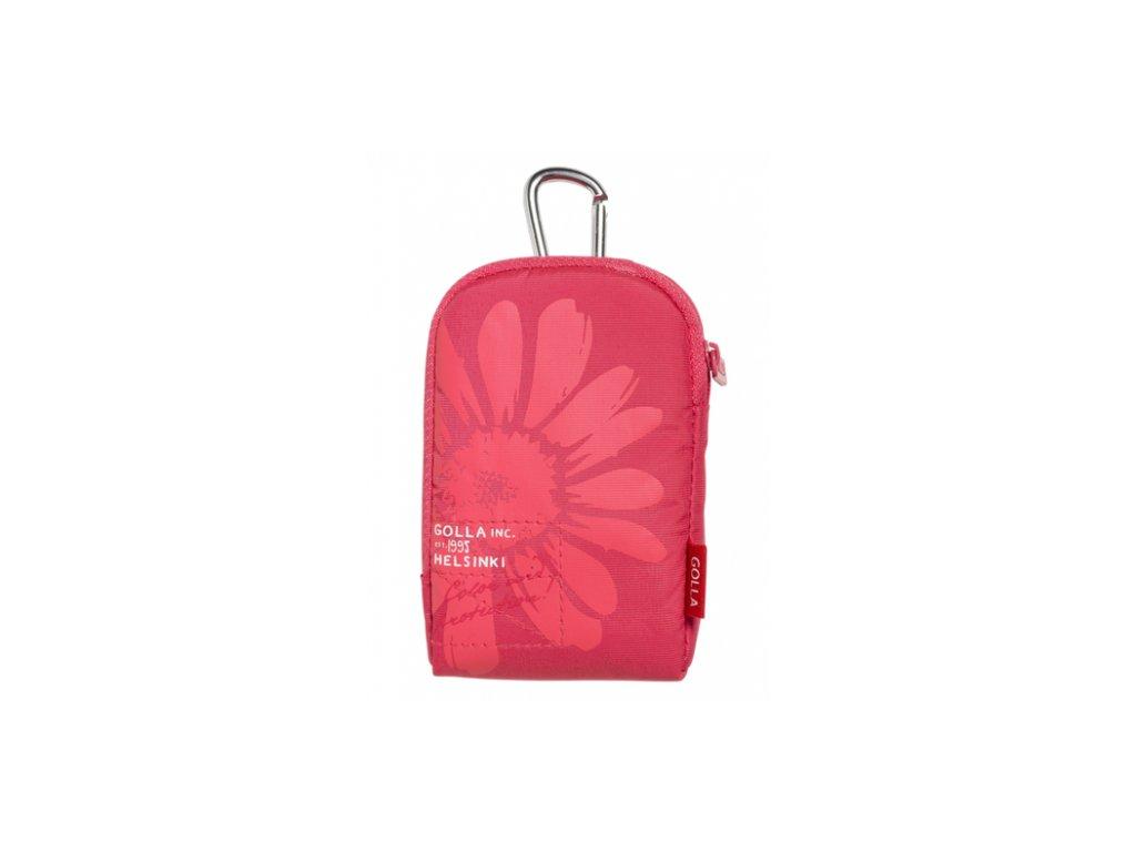 GOLLA pouzdro pro kompakt Nicole G1358, růžová