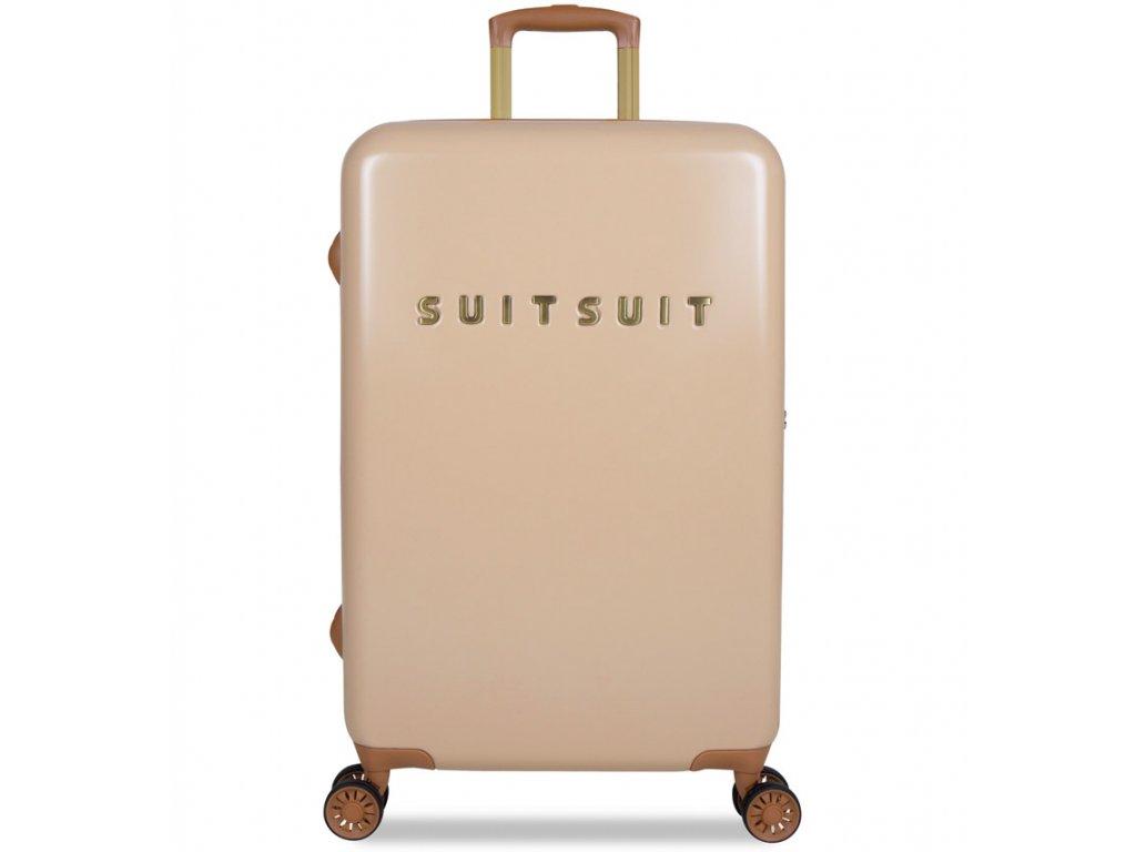 188927 cestovni kufr suitsuit tr 7108 3 m fab seventies warm sand