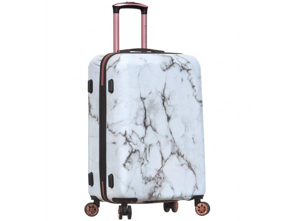 203309 cestovni kufr sirocco t 1253 3 m pc marble