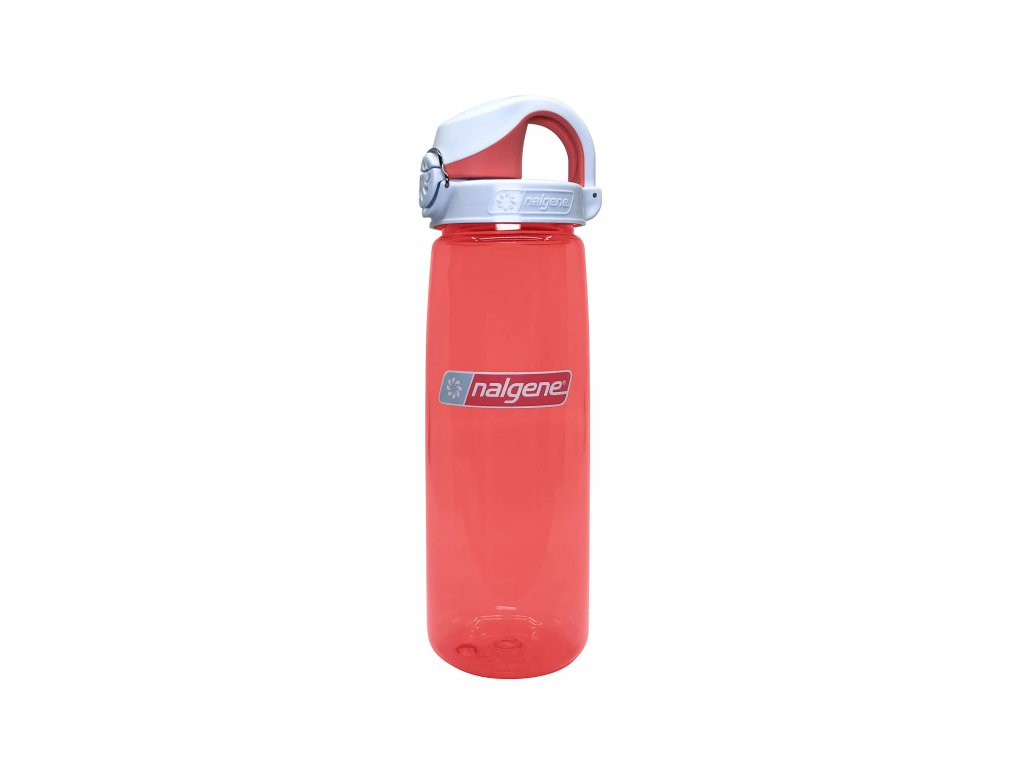 Nalgene OTF 650 mL Coral_Frost Coral cap/5565-1524 Coral_Frost Coral cap/5565-1524