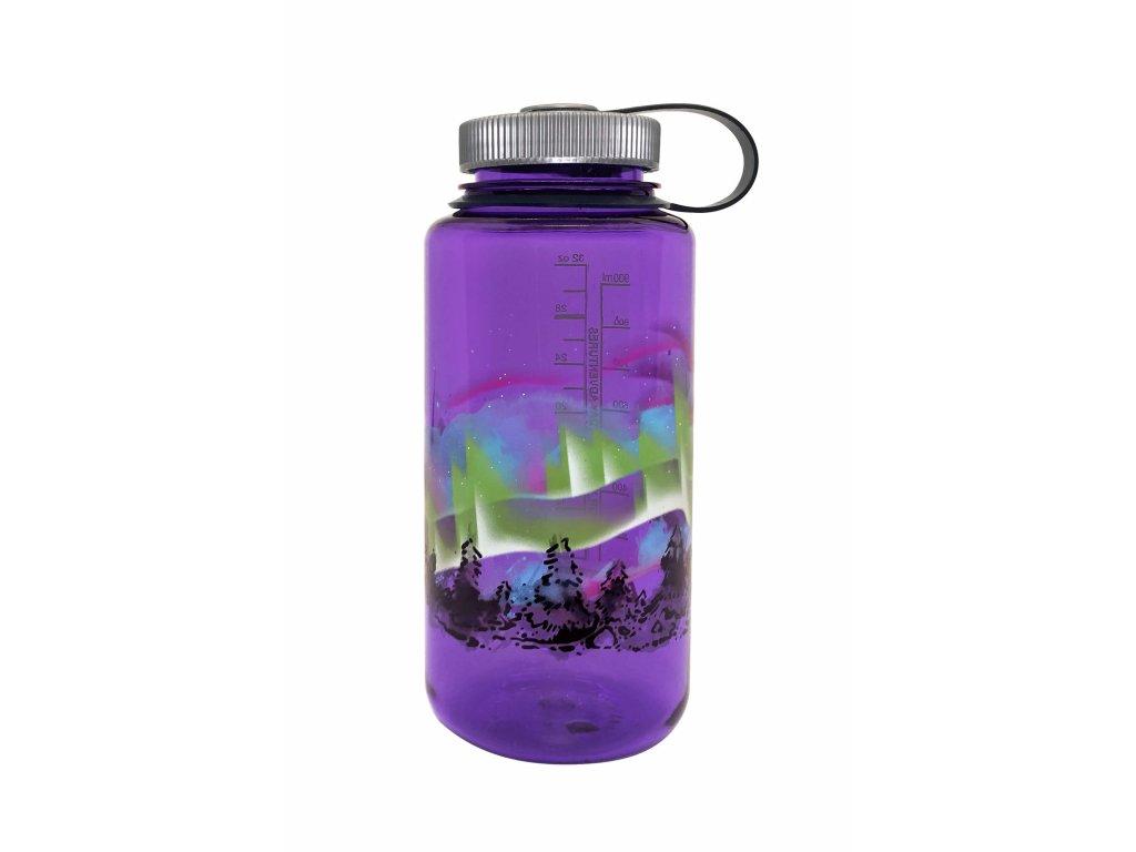 Nalgene Wide-Mouth 1000 mL Purple_Earth/682019-0142 Purple/Earth 682019-0142