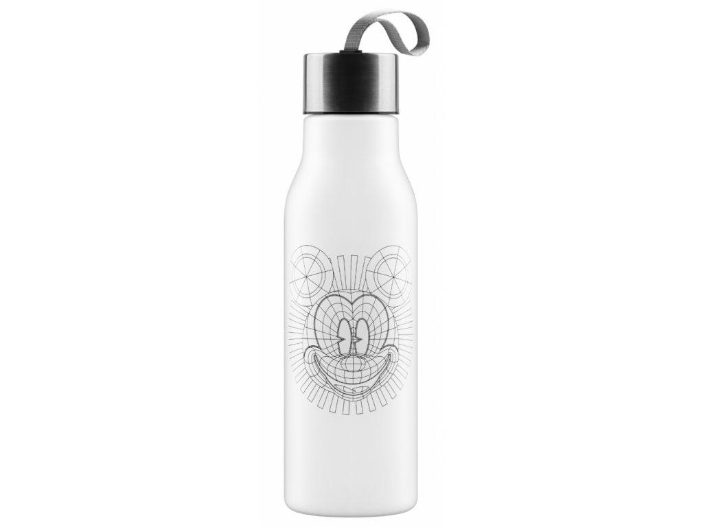 Baagl Plastová láhev Mickey, 600 ml
