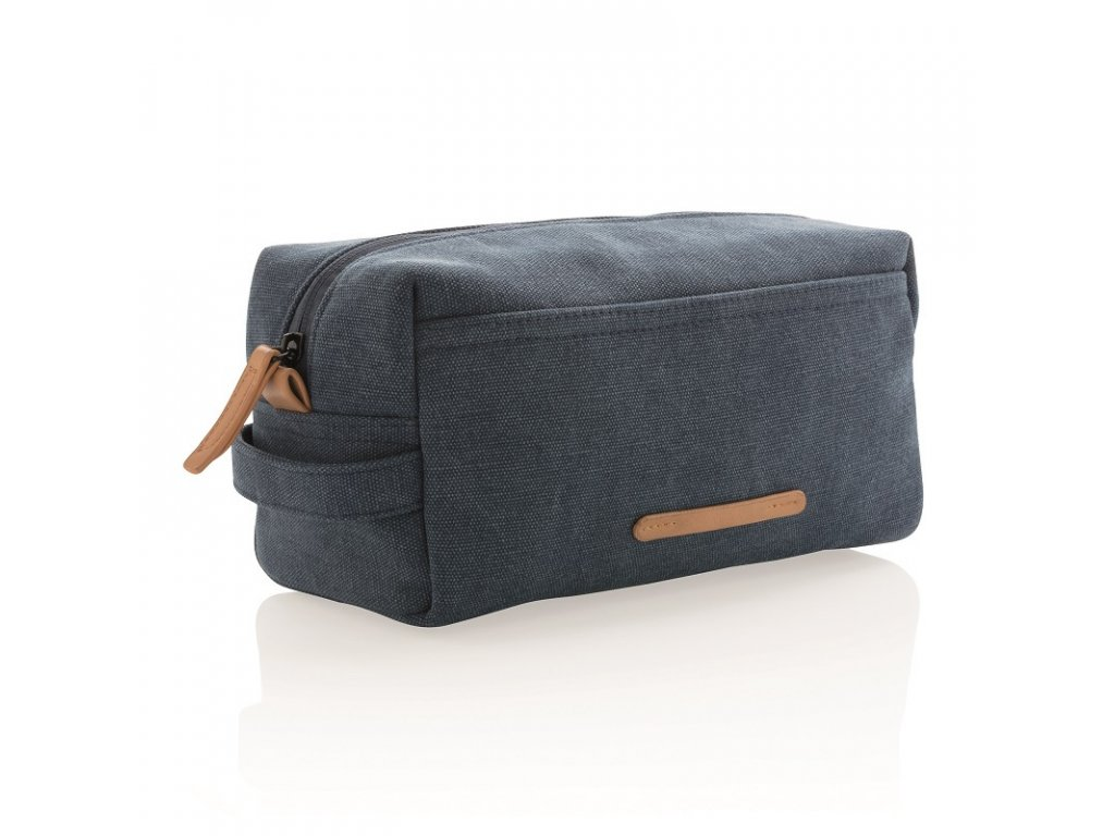 toaletni taska canva xd design modra