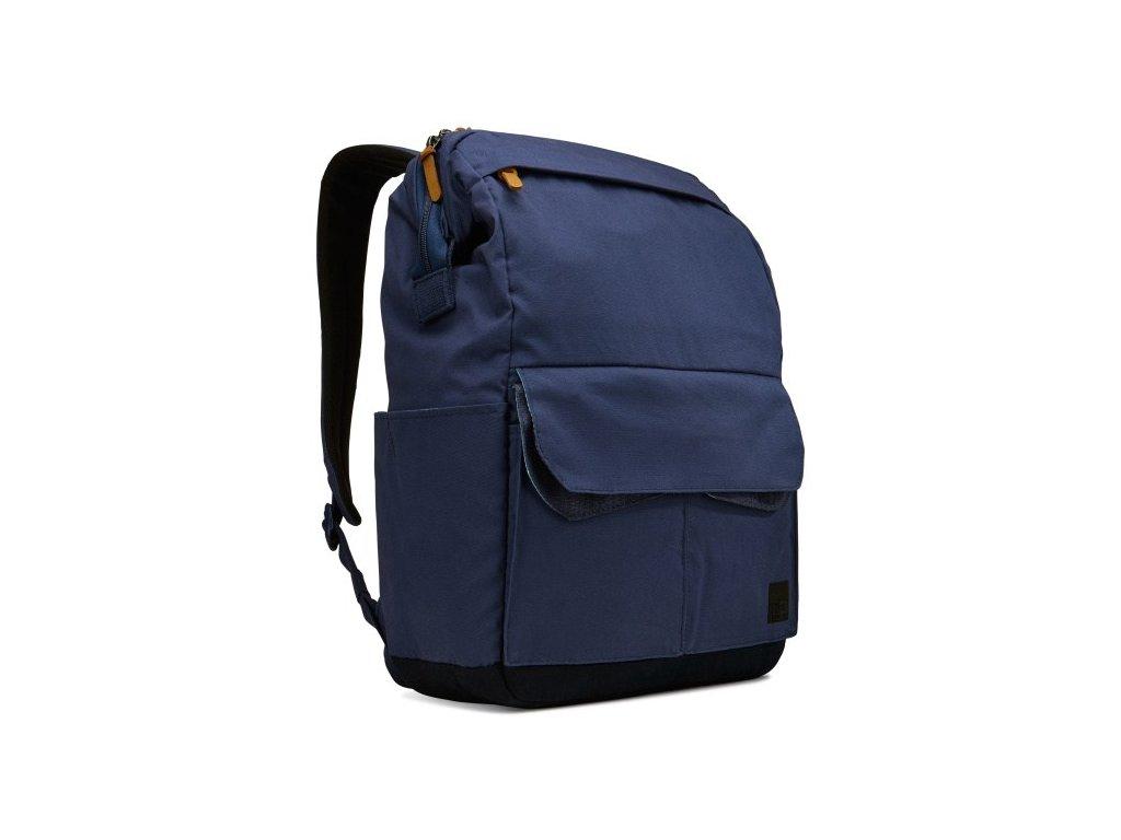 "Case Logic LoDo batoh na notebook 14"" LODP114DBL - modrý  + Pouzdro zdarma"