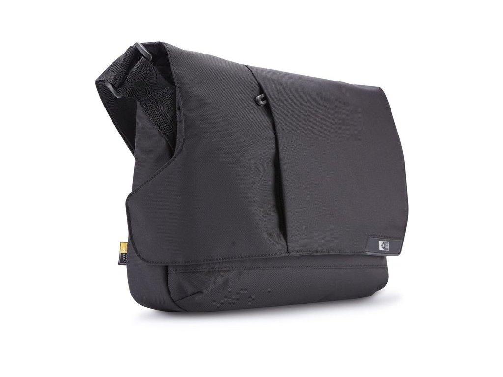 "Case Logic messenger na 11"" ultrabook + iPad - černý"