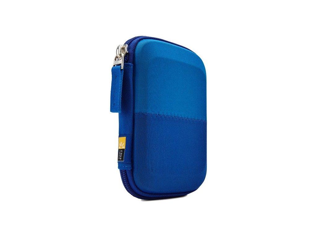 """Case Logic skořepinové pouzdro na 2,5"""" přenosný disk HDC11B - modré"""