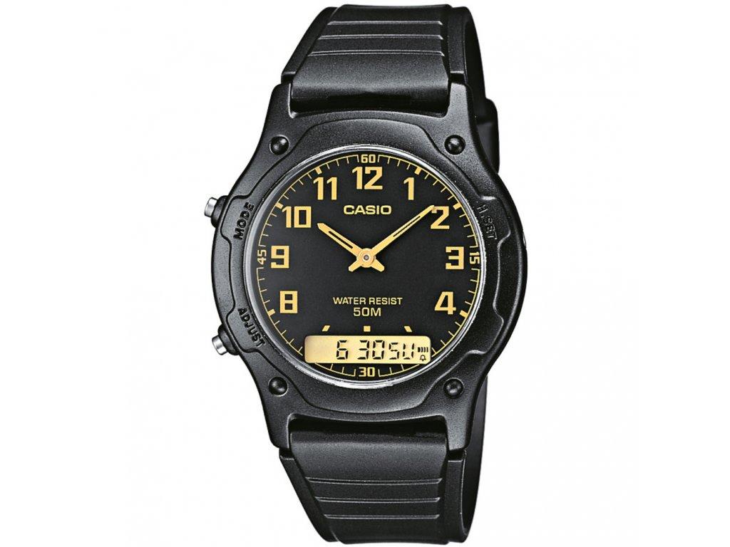 CASIO AW 49-1B - pánské hodinky - Brašničky.cz a829688ab0d