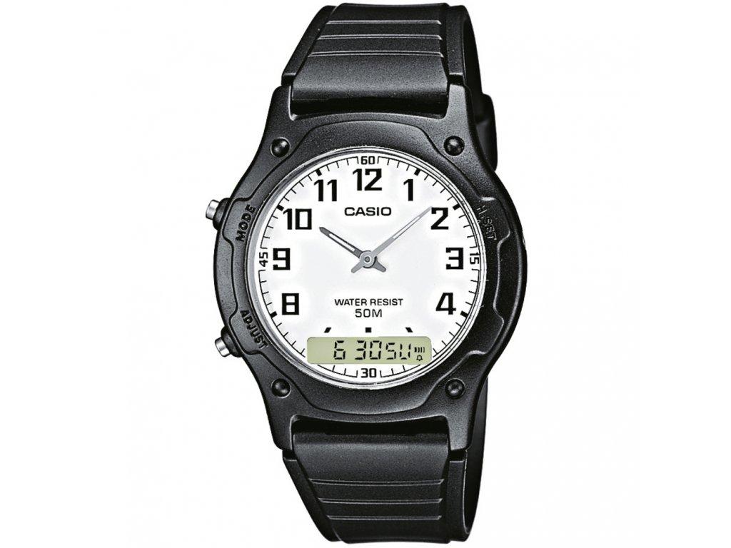 CASIO AW 49-7B - pánské hodinky