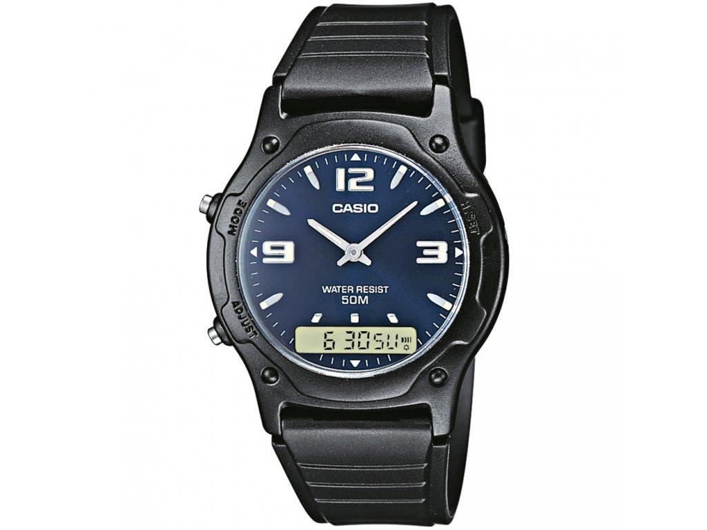 CASIO AW 49E-2A - pánské hodinky
