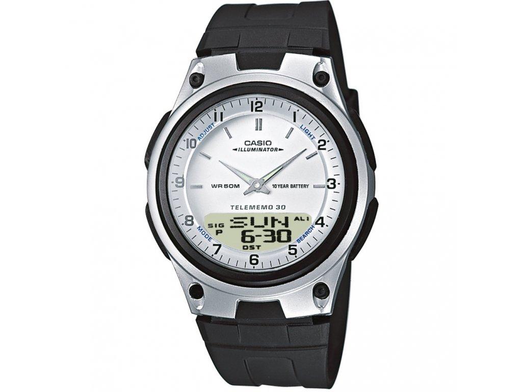 CASIO AW 80-7A - pánské hodinky