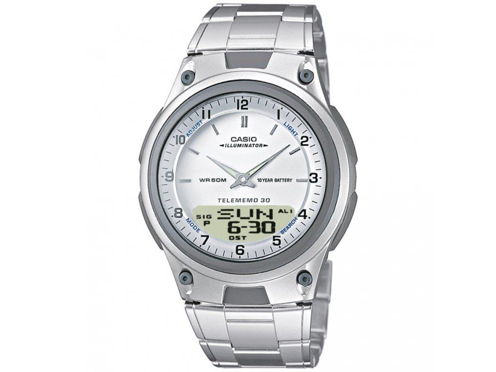 Casio AW 80D-7 - pásnké hodinky