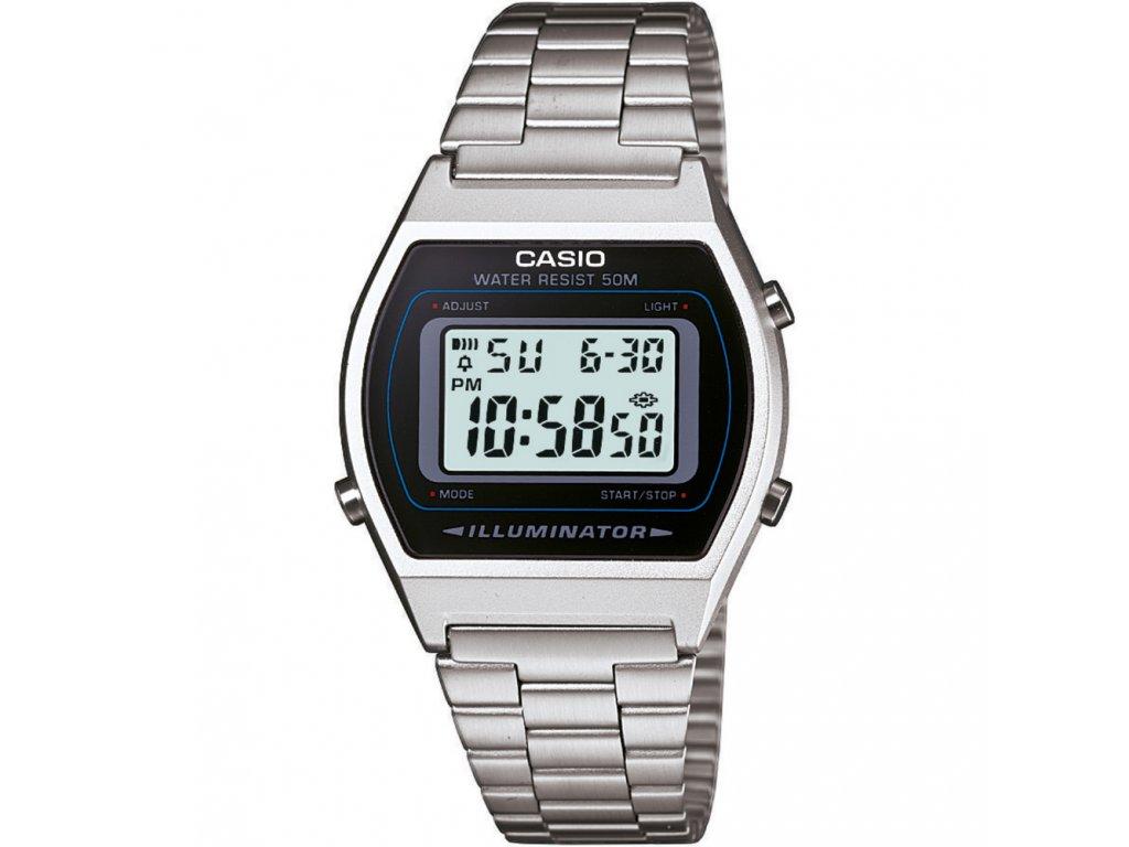 Casio B 640WD-1A - unisex digitální hodinky