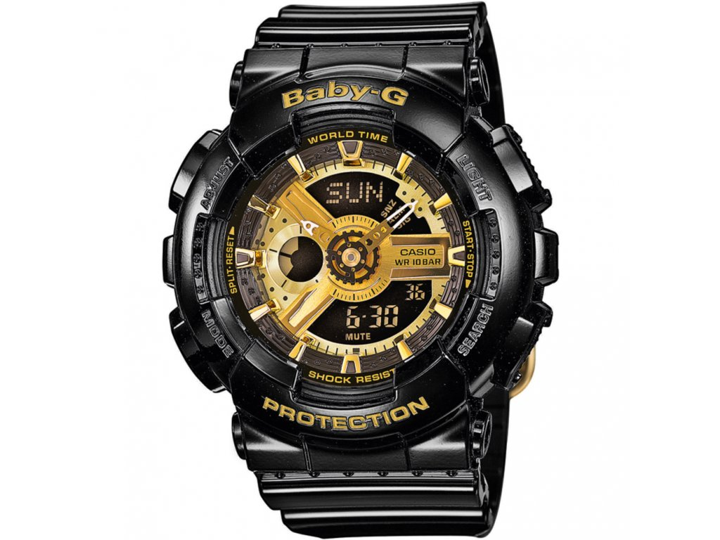 Casio BA 110-1A - dámské hodinky  + PowerBanka nebo pouzdro zdarma