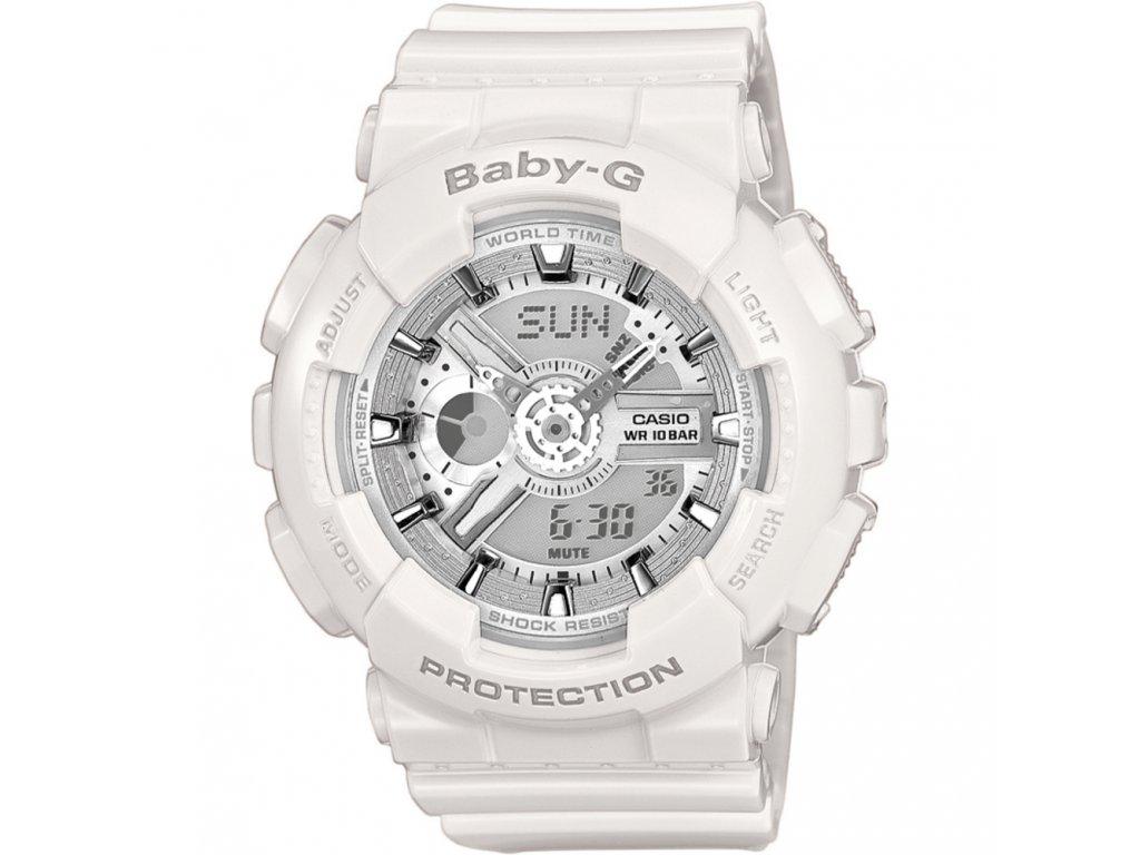 Casio BA 110-7A3 - dámské hodinky  + PowerBanka nebo brašna zdarma