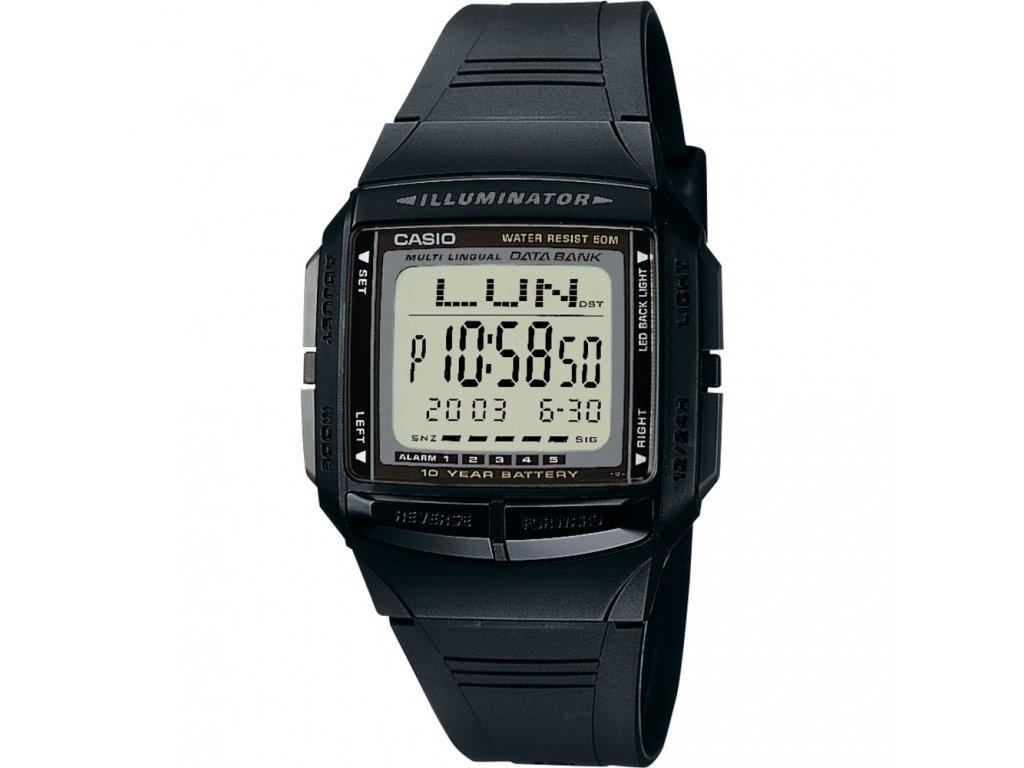 Casio DB 36 - pánské hodinky