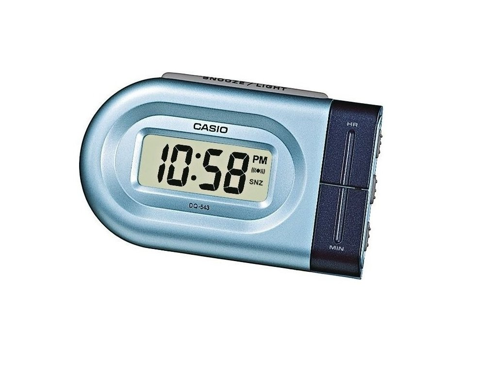 Casio DQ 543-2 - budík