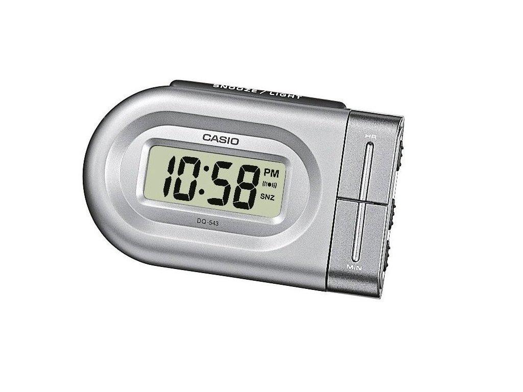 Casio DQ 543-8 - budík