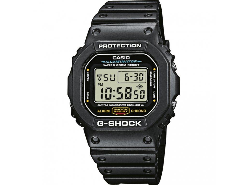 Casio DW 5600E-1 - pánské hodinky  + PowerBanka nebo pouzdro zdarma