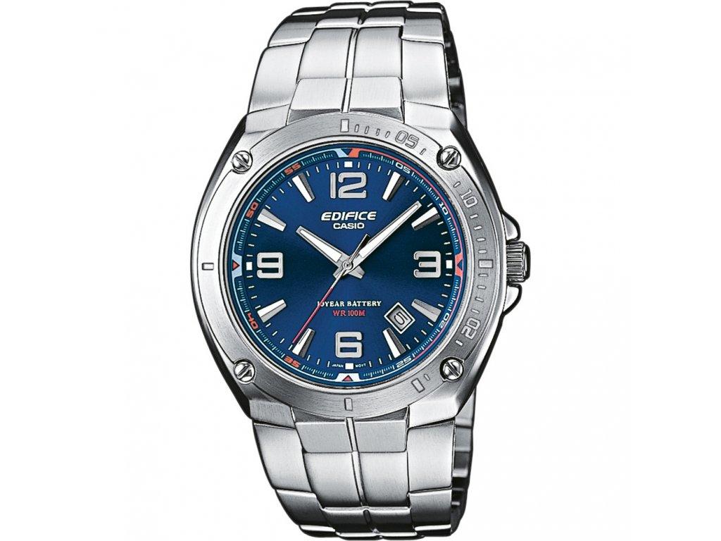 Casio EF 126D-2A - pánské hodinky  + Pouzdro zdarma