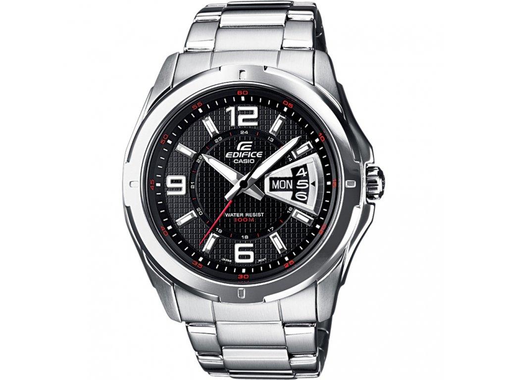 Casio EF 129D-1A - pánské hodinky  + PowerBanka nebo pouzdro zdarma