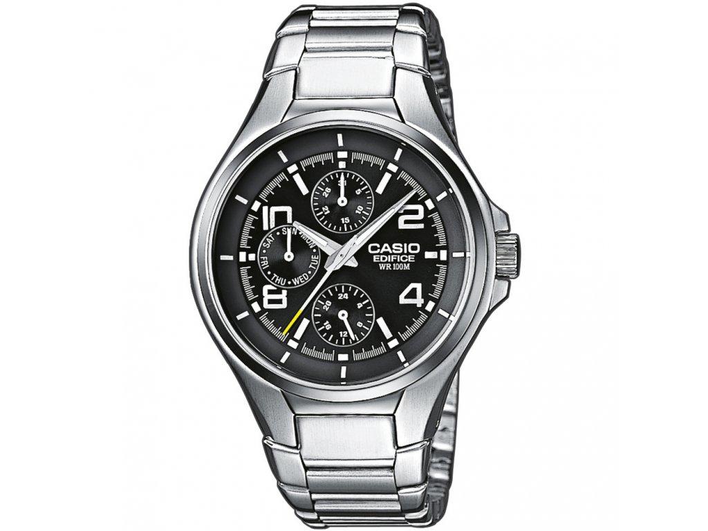 CASIO EF 316D-1A - pánské hodinky  + PowerBanka nebo pouzdro zdarma
