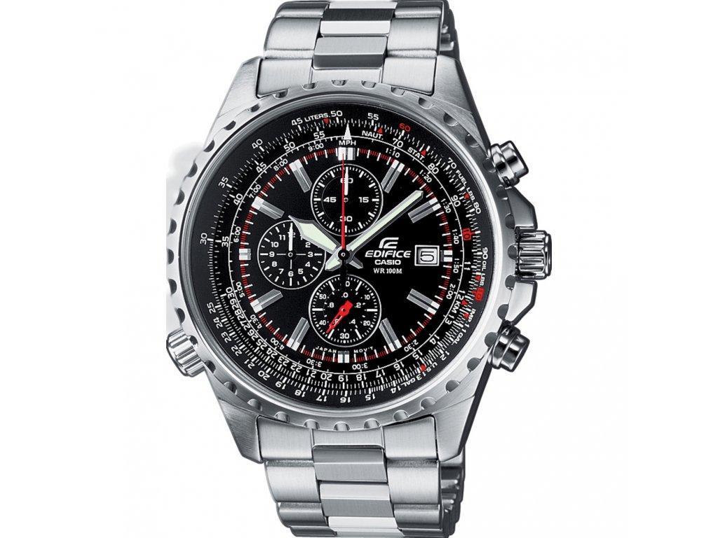 Casio EF 527D-1A - pánské hodinky  + PowerBanka nebo pouzdro zdarma