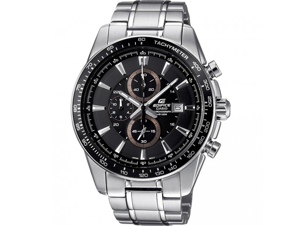 Casio EF 547D-1A1 - pánské hodinky  + PowerBanka nebo pouzdro zdarma