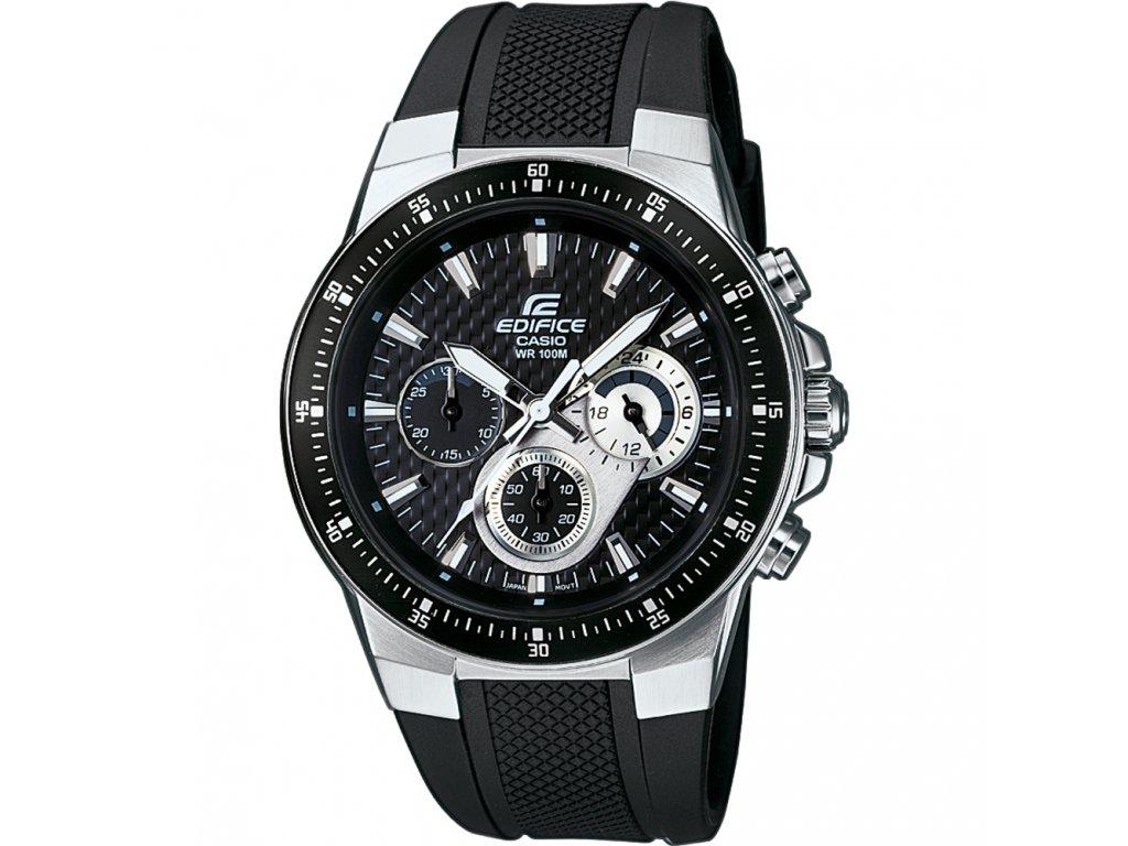 Casio EF 552-1A - pánské hodinky  + PowerBanka nebo pouzdro zdarma