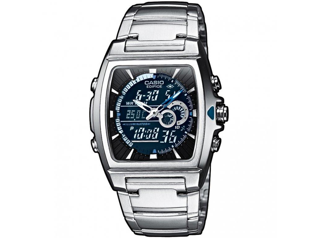 Casio EFA 120D-1A - Pánské hodinky  + PowerBanka nebo pouzdro zdarma
