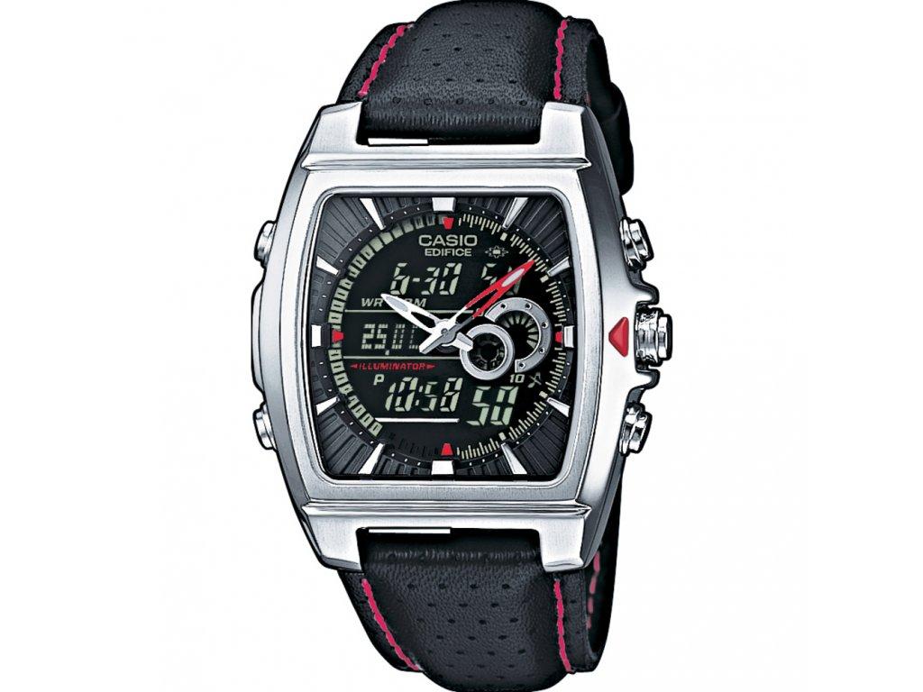 Casio EFA 120L-1A1 - Pánské hodinky  + PowerBanka nebo pouzdro zdarma