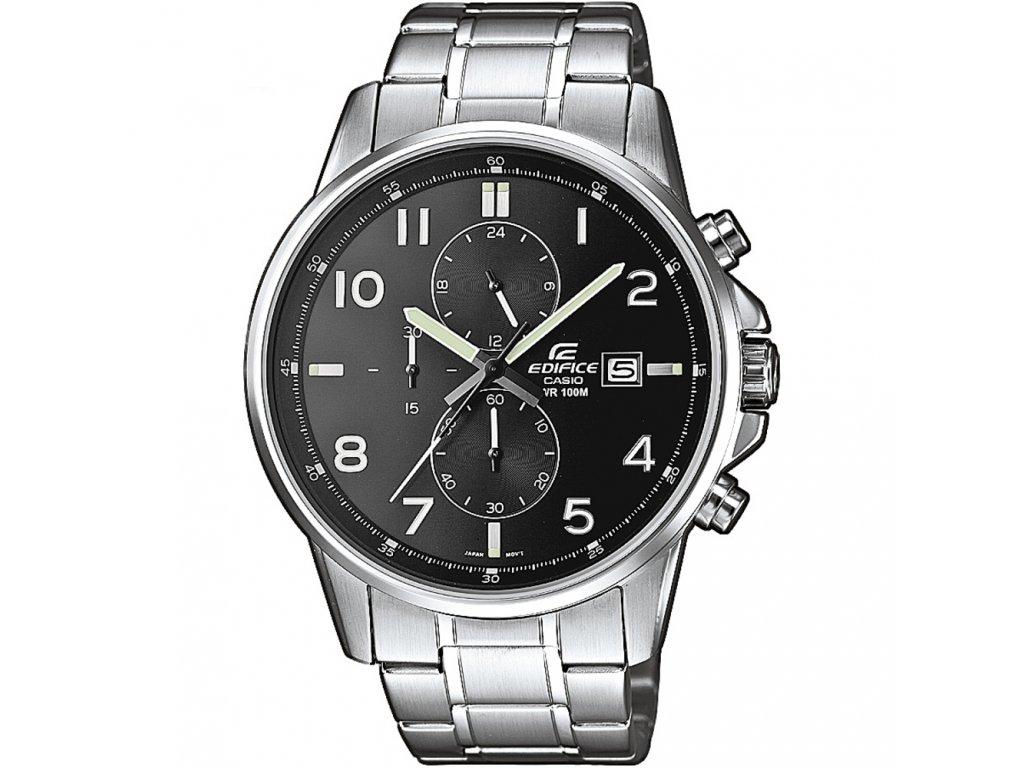 Casio EFR 505D-1A - pánské hodinky  + PowerBanka nebo pouzdro zdarma