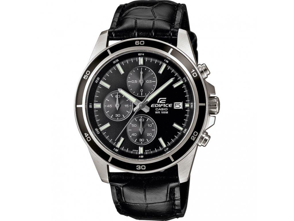 Casio EFR 526L-1A - pánské hodinky  + PowerBanka nebo pouzdro zdarma