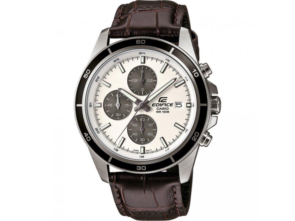 Casio EFR 526L-7A - pánské hodinky  + PowerBanka nebo pouzdro zdarma