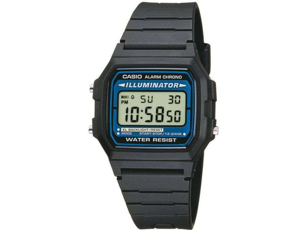 Casio F 105 - unisex hodinky