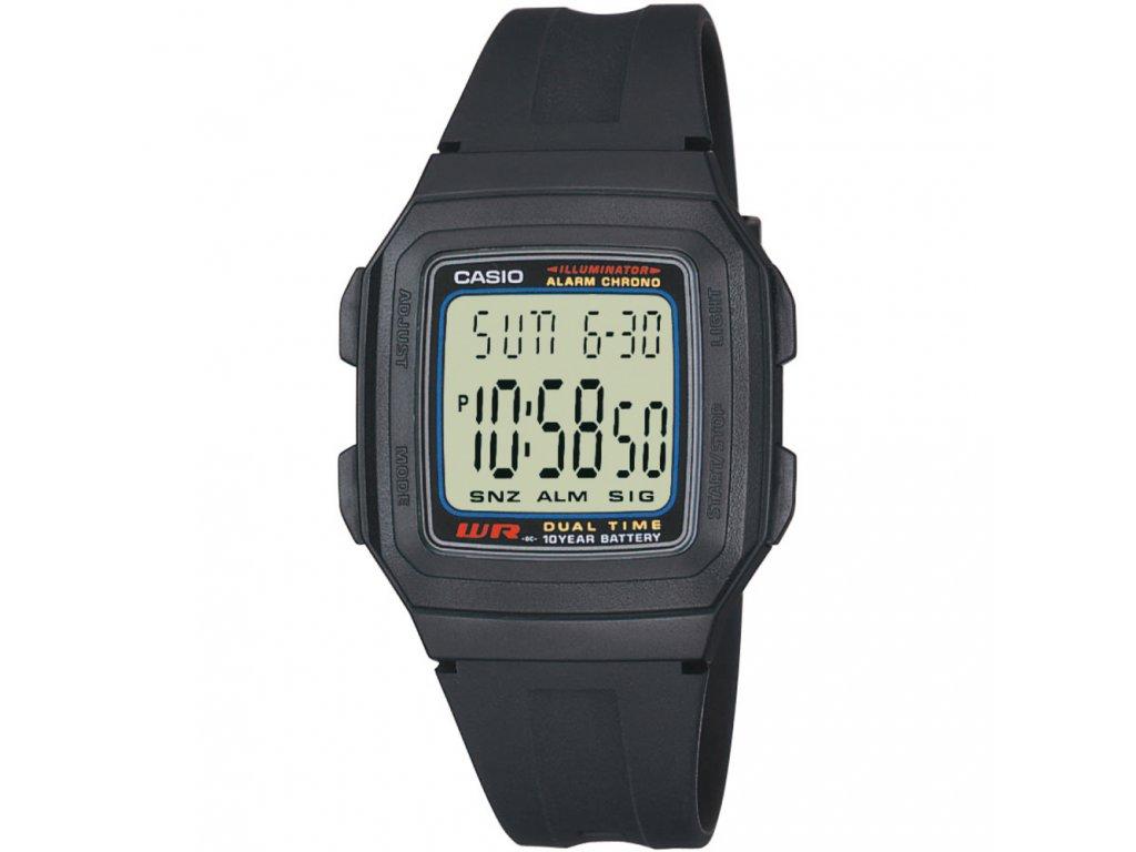 Casio F 201 - pánské hodinky