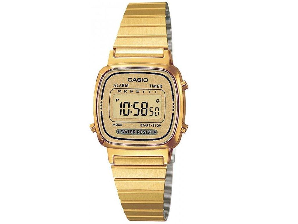 Casio LA 670GA-9 - dámské hodinky
