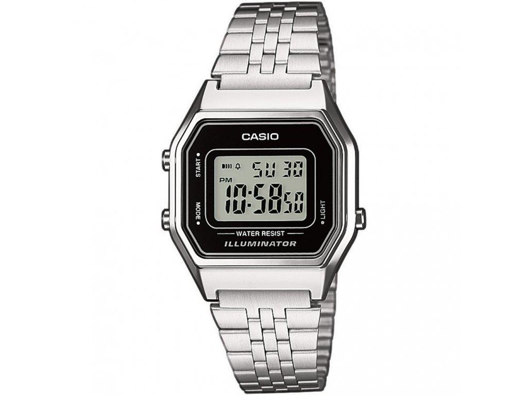 Casio LA 680A-1 - unisex digitální hodinky