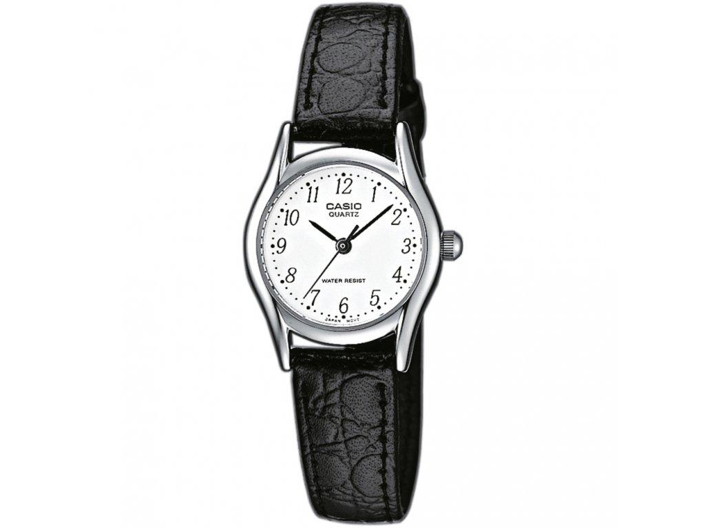 Casio LTP 1154E-7B - Dámské analogové hodinky