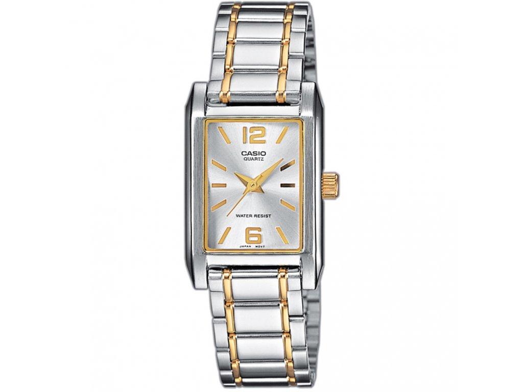 Casio LTP 1235SG-7A - Dámské analogové hodinky