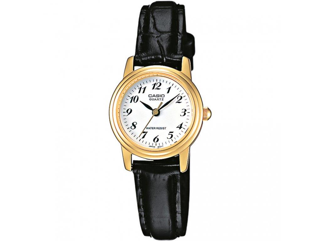 Casio LTP 1236GL-7B - Dámské analogové hodinky