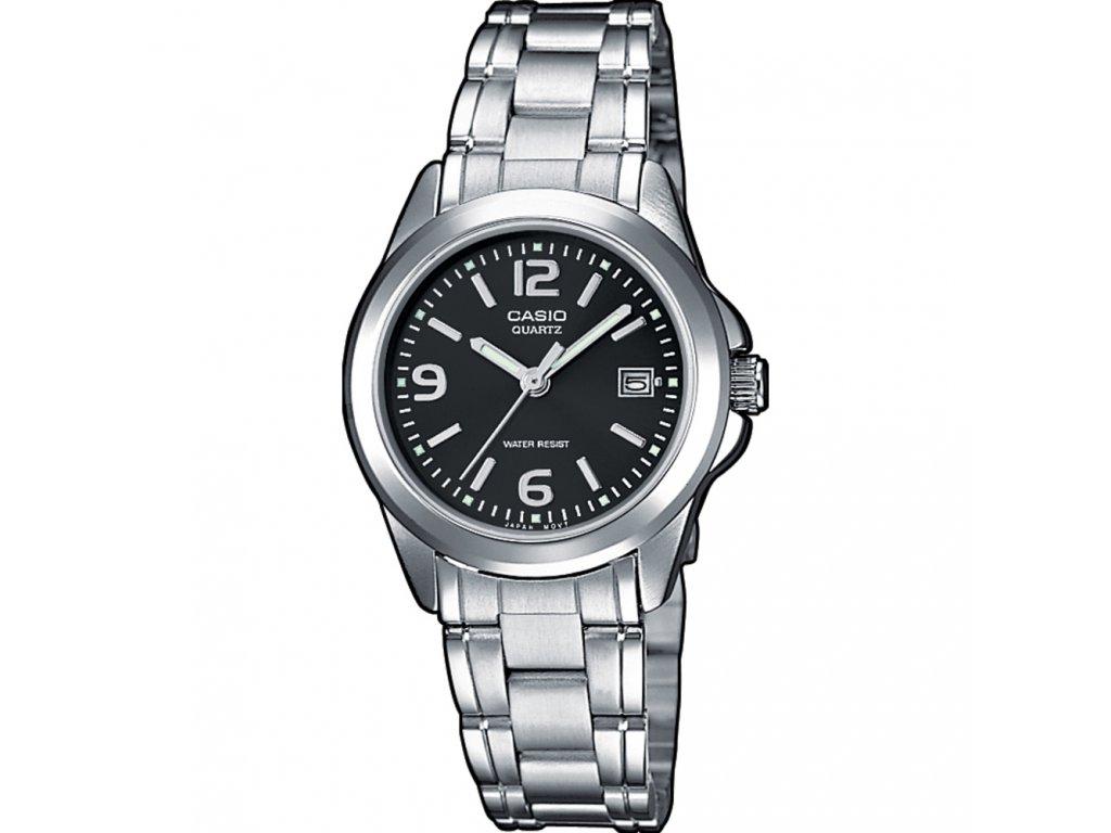Casio LTP 1259D-1A - Dámské analogové hodinky