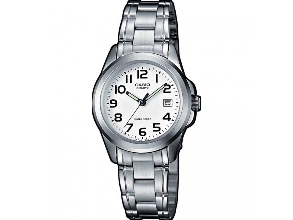 Casio LTP 1259D-7B - Dámské analogové hodinky