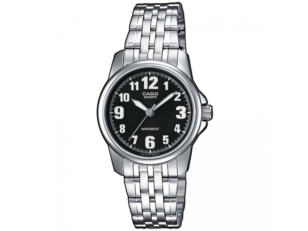 Casio LTP 1260D-1B - Dámské analogové hodinky