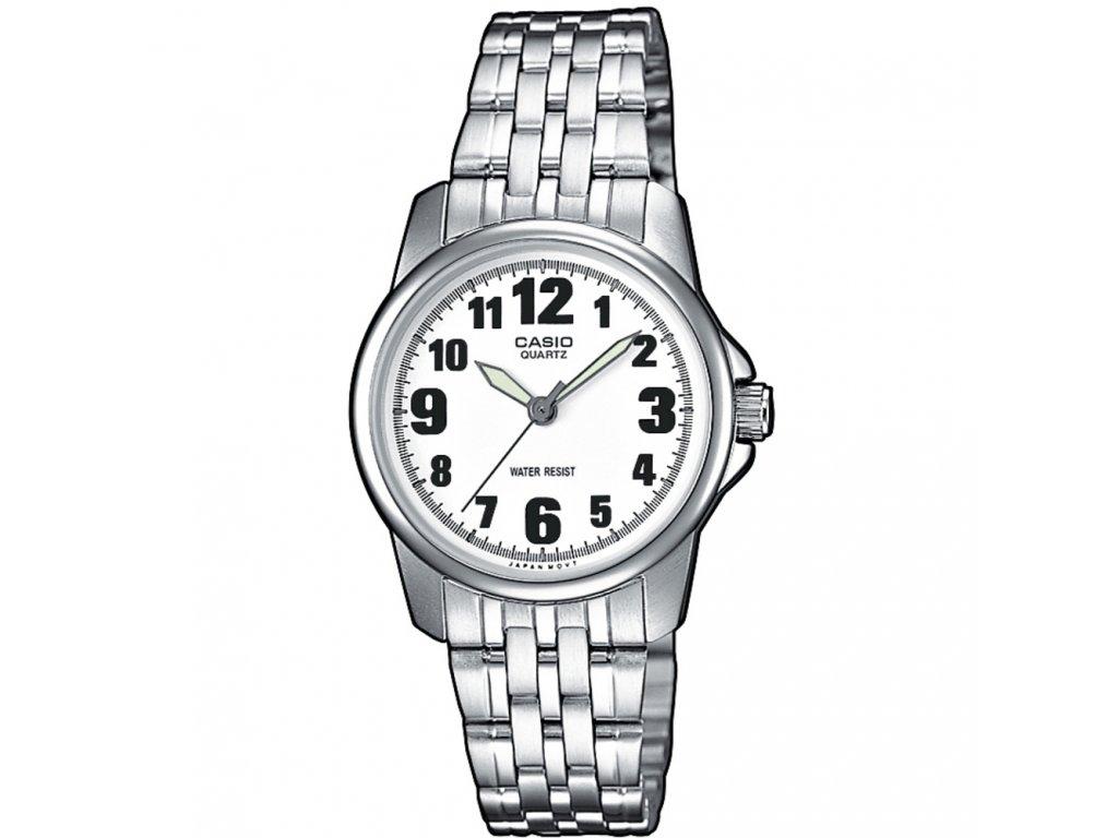 Casio LTP 1260D-7B - Dámské analogové hodinky